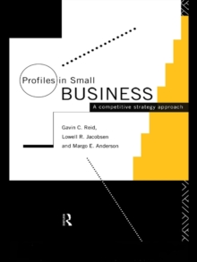 Profiles in Small Business : A Competitive Strategy Approach, EPUB eBook
