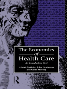 Economics of Health Care, EPUB eBook