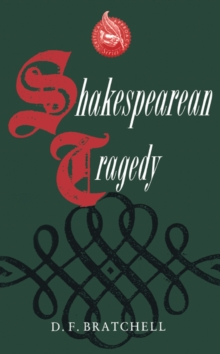 Shakespearean Tragedy, PDF eBook