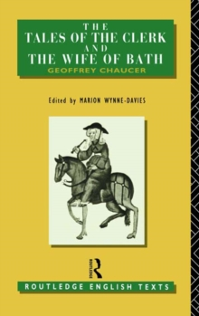 The Tales of The Clerk and The Wife of Bath, EPUB eBook