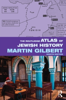 The Routledge Atlas of Jewish History, EPUB eBook