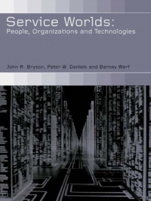 Service Worlds : People, Organisations, Technologies, PDF eBook