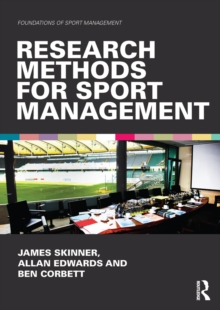 Research Methods for Sport Management, EPUB eBook
