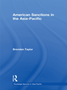 American Sanctions in the Asia-Pacific, EPUB eBook