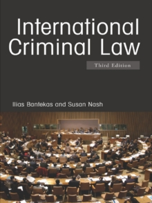 International Criminal Law, PDF eBook