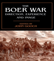 The Boer War : Direction, Experience and Image, EPUB eBook