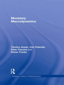 Monetary Macrodynamics, EPUB eBook