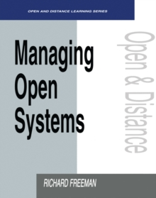 Managing Open Systems, PDF eBook
