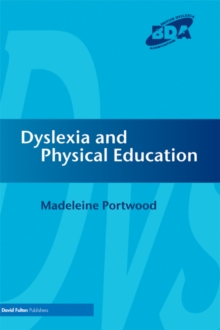 Dyslexia and Physical Education, PDF eBook