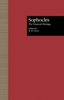 Sophocles : The Theban Plays, PDF eBook