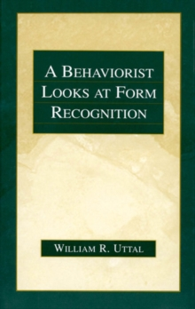 A Behaviorist Looks at Form Recognition, EPUB eBook