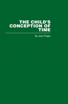 The Child's Conception of Time, EPUB eBook