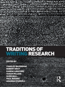 Traditions of Writing Research, EPUB eBook