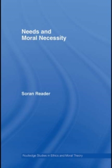 Needs and Moral Necessity, PDF eBook