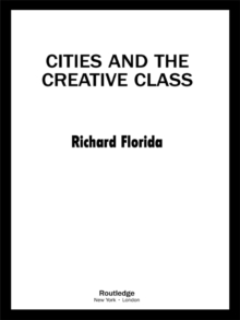 Cities and the Creative Class, PDF eBook