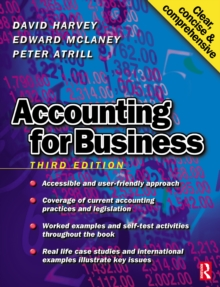 Accounting for Business, PDF eBook