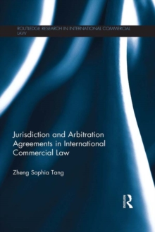 Jurisdiction and Arbitration Agreements in International Commercial Law, EPUB eBook