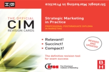 CIM Revision Cards Strategic Marketing in Practice, PDF eBook