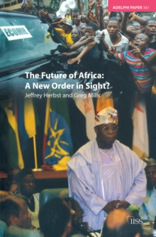 The Future of Africa : A New Order in Sight, PDF eBook