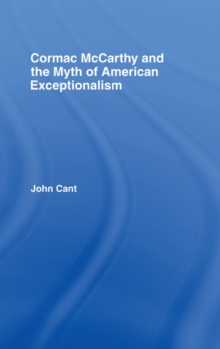 Cormac McCarthy and the Myth of American Exceptionalism, EPUB eBook