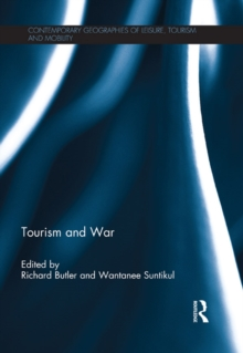 Tourism and War, EPUB eBook