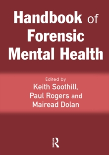 Handbook of Forensic Mental Health, PDF eBook