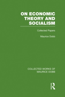 On Economic Theory & Socialism : Collected Papers, EPUB eBook