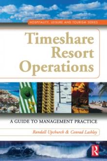 Timeshare Resort Operations, EPUB eBook