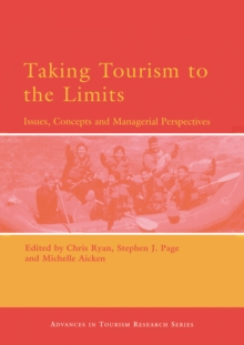 Taking Tourism to the Limits, PDF eBook