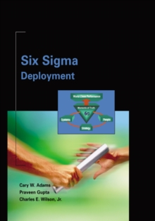 Six Sigma Deployment, EPUB eBook