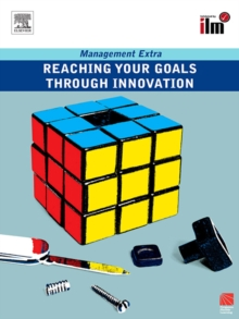 Reaching Your Goals Through Innovation, EPUB eBook