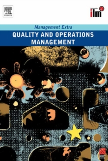 Quality and Operations Management Revised Edition, EPUB eBook