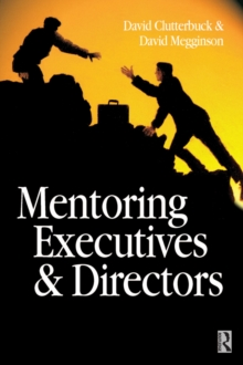 Mentoring Executives and Directors, EPUB eBook