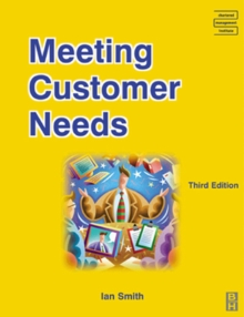 Meeting Customer Needs, PDF eBook