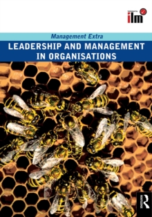 Leadership and Management in Organisations, PDF eBook