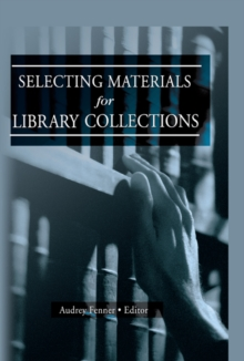 Selecting Materials for Library Collections, EPUB eBook