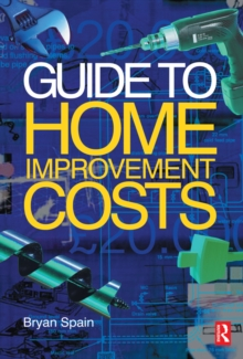 Guide to Home Improvement Costs, PDF eBook