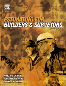 Estimating for Builders and Surveyors, PDF eBook