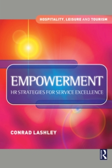 Empowerment: HR Strategies for Service Excellence, EPUB eBook