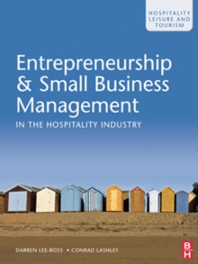 Entrepreneurship and Small Business Management in the Hospitality Industry, PDF eBook