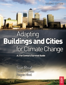 Adapting Buildings and Cities for Climate Change, PDF eBook