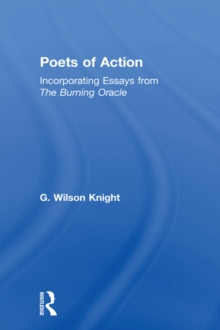 Poets Of Action - Wilson Knight, PDF eBook