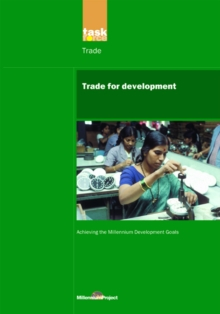 UN Millennium Development Library: Trade in Development, EPUB eBook