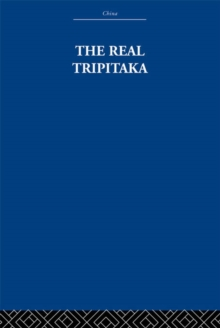 The Real Tripitaka : And Other Pieces, EPUB eBook