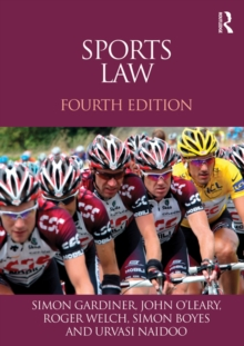 Sports Law, PDF eBook