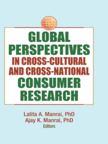Global Perspectives in Cross-Cultural and Cross-National Consumer Research, EPUB eBook