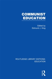 Communist Education, EPUB eBook