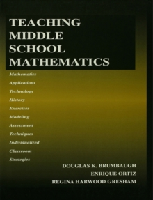 Teaching Middle School Mathematics, PDF eBook