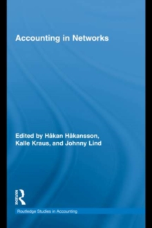 Accounting in Networks, EPUB eBook