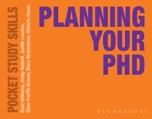 Planning Your PhD, PDF eBook